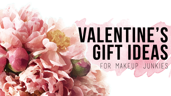 valentine's day gift idea her makeup cosmetics floral cute pretty