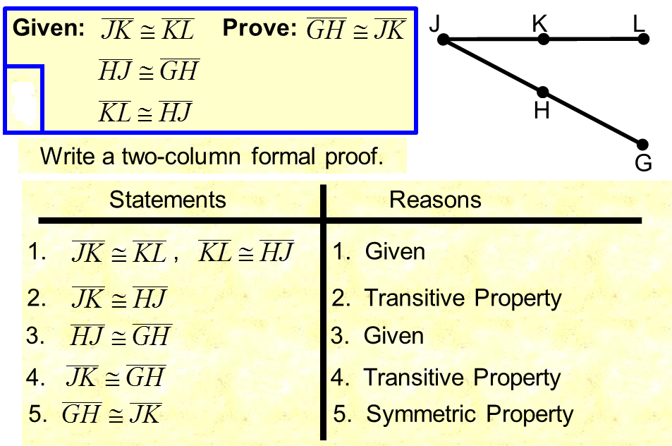 Geometry 12 Formal Proofs