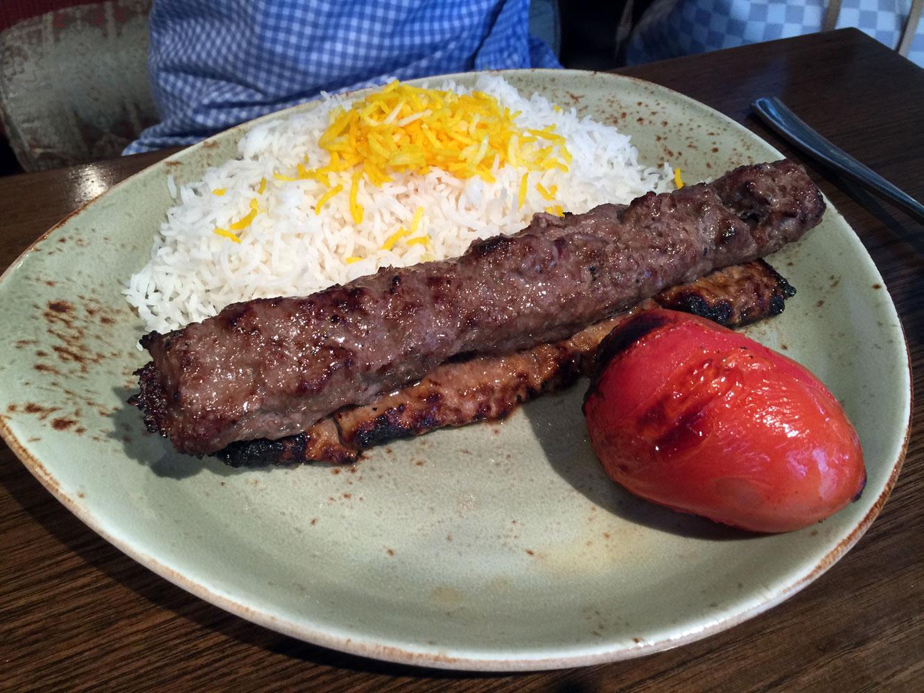 Independent Restaurant Review Rumi S Kitchen Sandy
