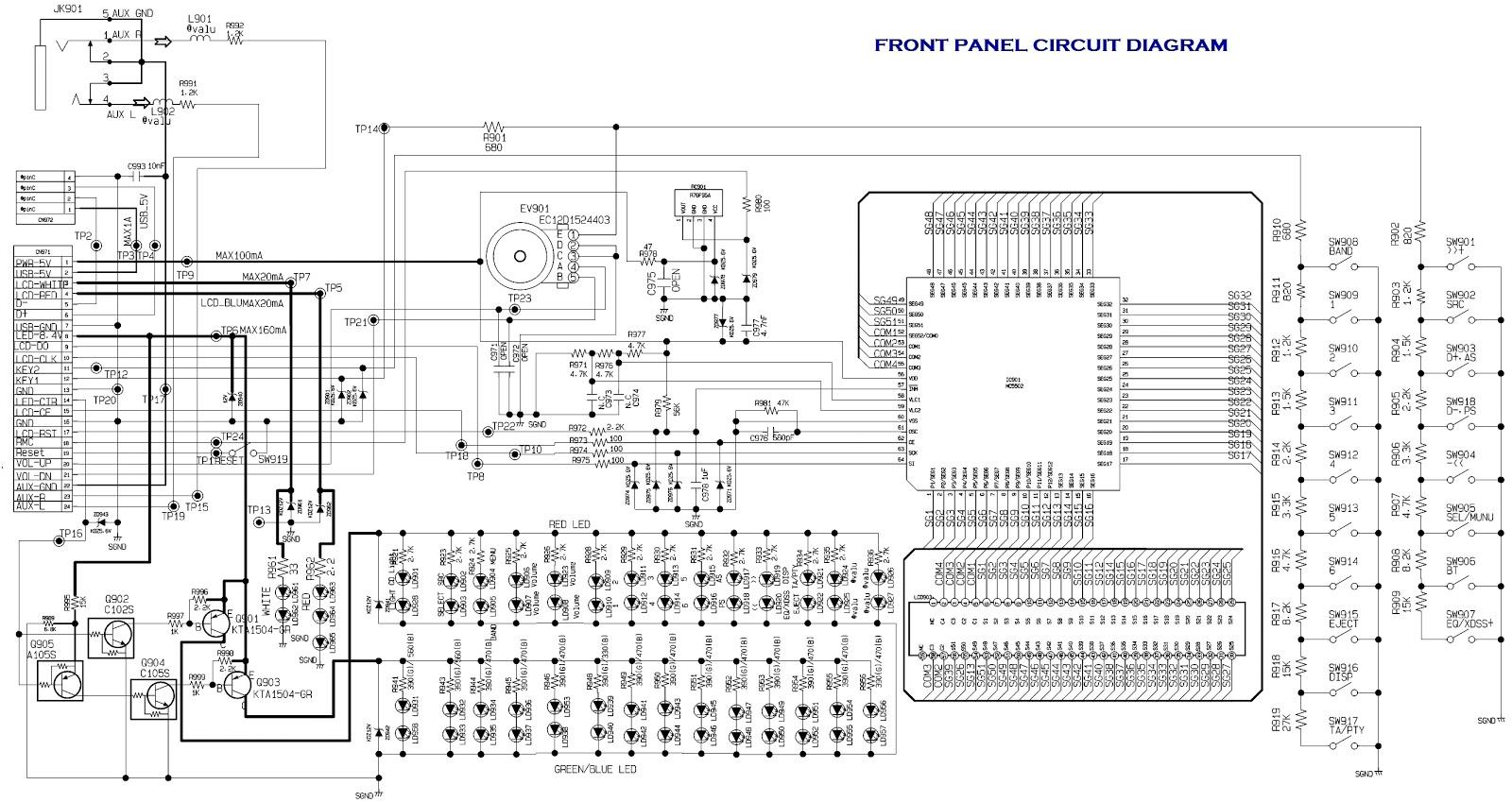 lg lab5901rn car cd  mp3  wma receiver  u2013 firmware upgrade
