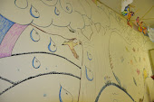 Four Seasons Tree Mural