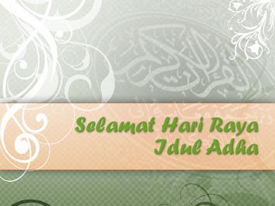 Kartu Ucapan Idul Adha 2012