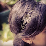 BIJOUX DE CHEVEUX (hair jewelry)