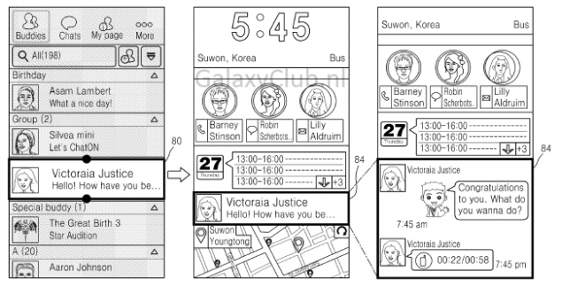 Iconic Ux The Next Samsung Ui First Snapshots And Design