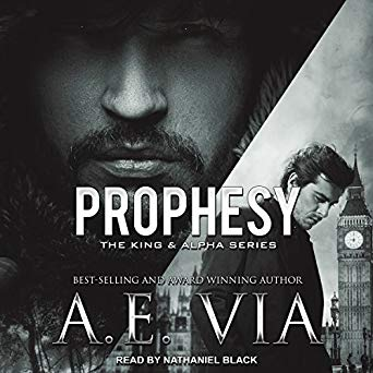 Prophesy available now from Audible