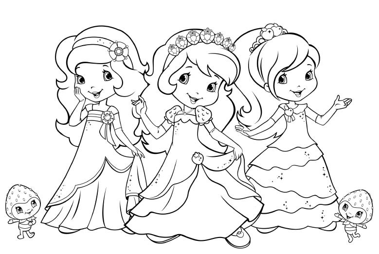 Desenhos da Barbie para colorir jogos da barbie de pintar - imagens para colorir e imprimir da barbie