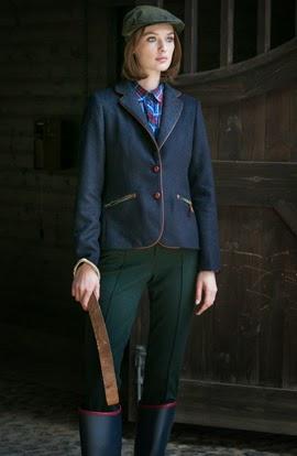 Lloyds otoño invierno 2014 2015 chaqueta mujer