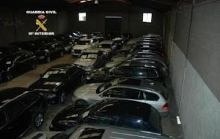 Estafas de coches de alta gama