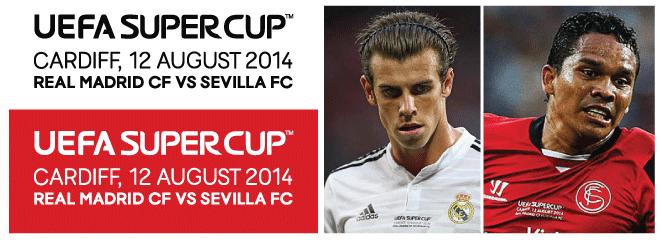UEFA Super Cup 2014 Match details