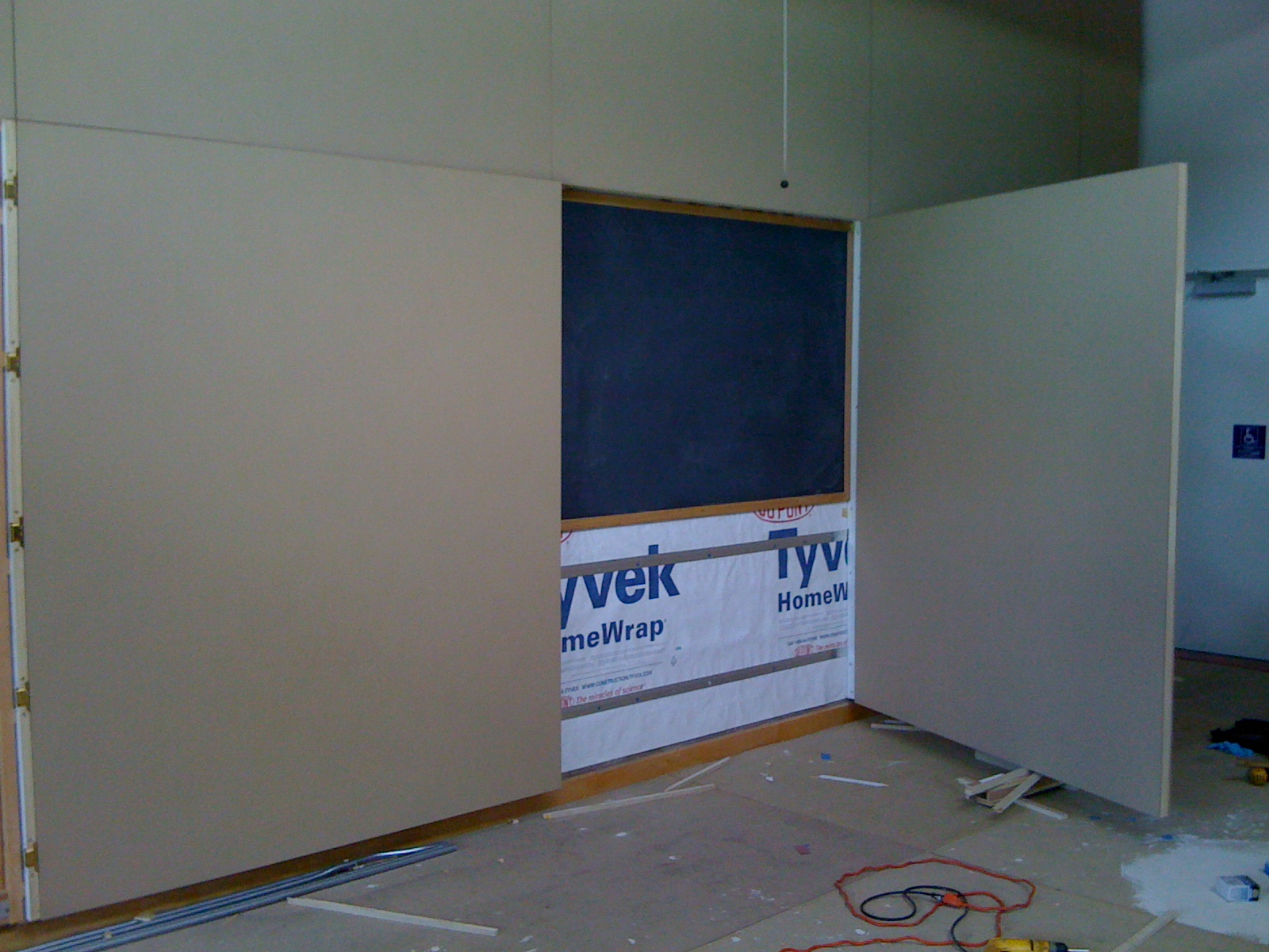 The largest bulletin board in the world... | Liz Dunning Design ...