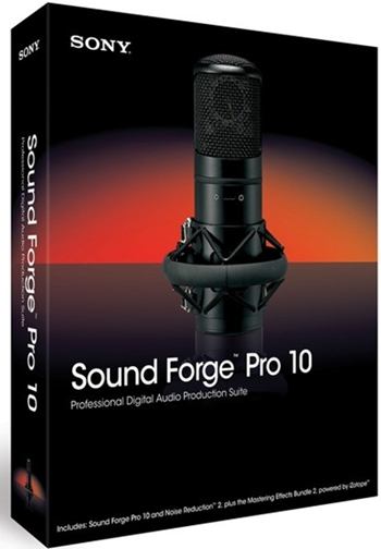 Sony Sound Forge Pro v10.0 Descargar 1 Link 2012