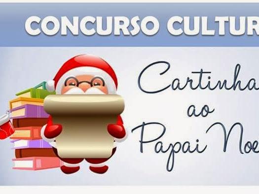 Concurso Cultural Cartinha ao Papai Noel