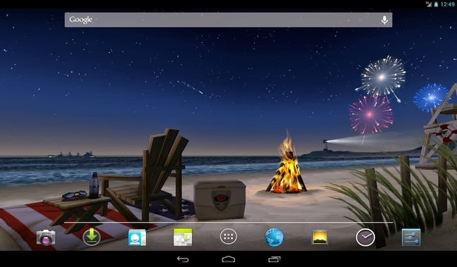 My Beach HD android apk - Screenshoot