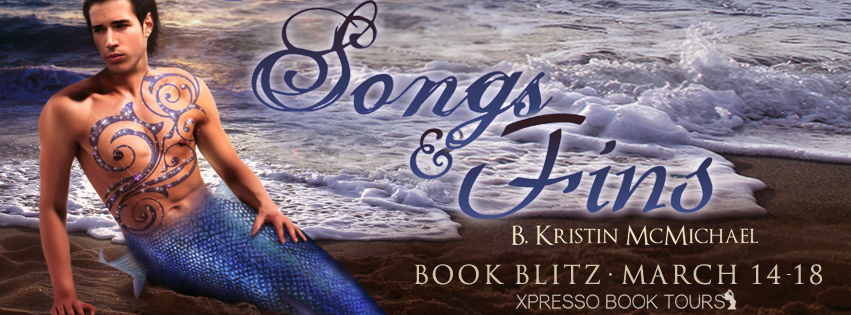 Songs and Fins Book Blitz