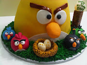It seems that the Angry Bird phenomenon won't cool down anytime soon!