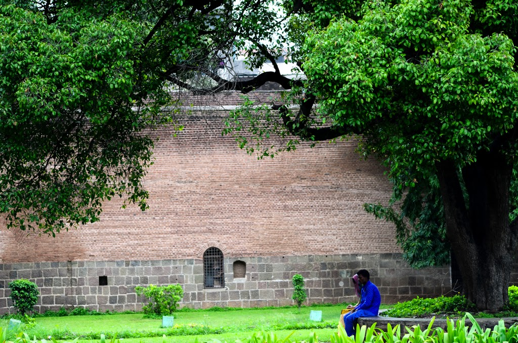 shaniwarwada-fort-places-to-see-pune
