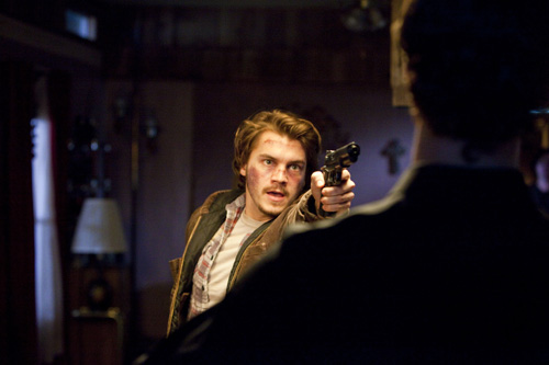 Emile Hirsch KILLER JOE