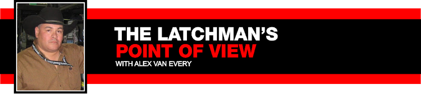 Latchmans Point of View