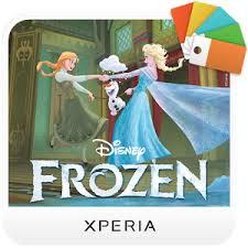 XPERIA Frozen Dancing Theme APK
