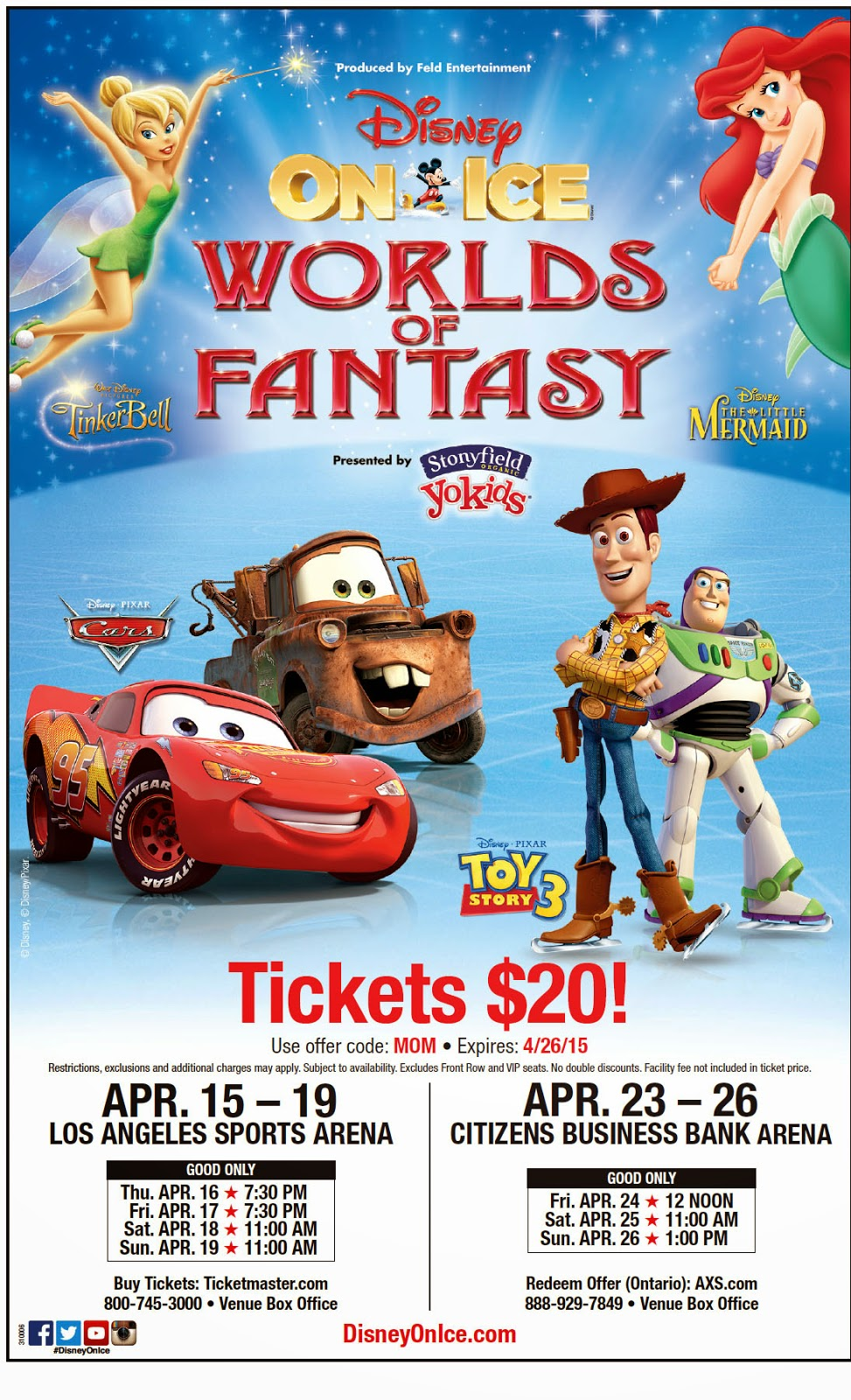 %2420%2Bticket%2Bflyer Here is a Disney On Ice Presents Worlds of Fantasy Discount Code