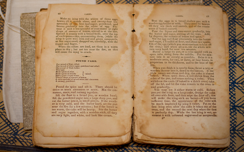 Hauntingly Good And Vintage Recipes From Long Ago Ye Olde
