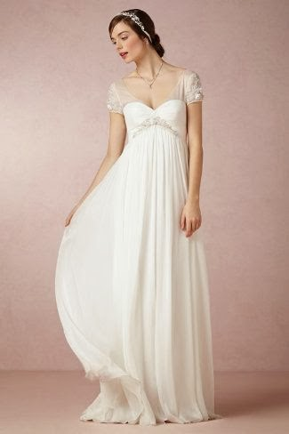 Elisa Wedding Dress - BHLDN