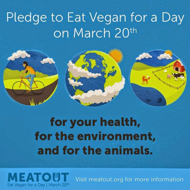 Take the pledge on March 20!