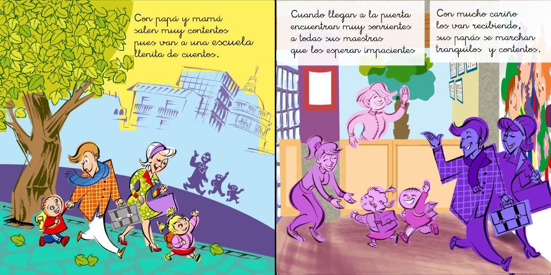 Dibujos de enrique carlos febrero 2012 for Ministerio de migracion