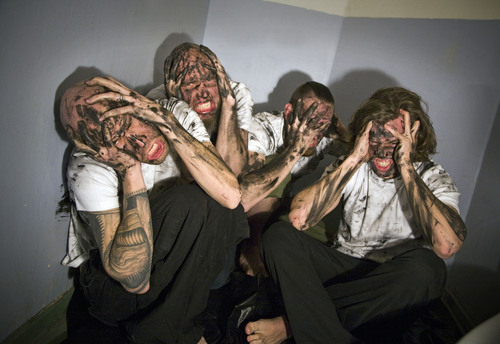 4 STATES OF GRIND VOL. 6 - Split - CD - Splatter Zombie