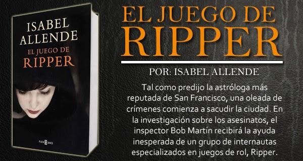 Banner de El Juego de Ripper creado por De Fan a Fan