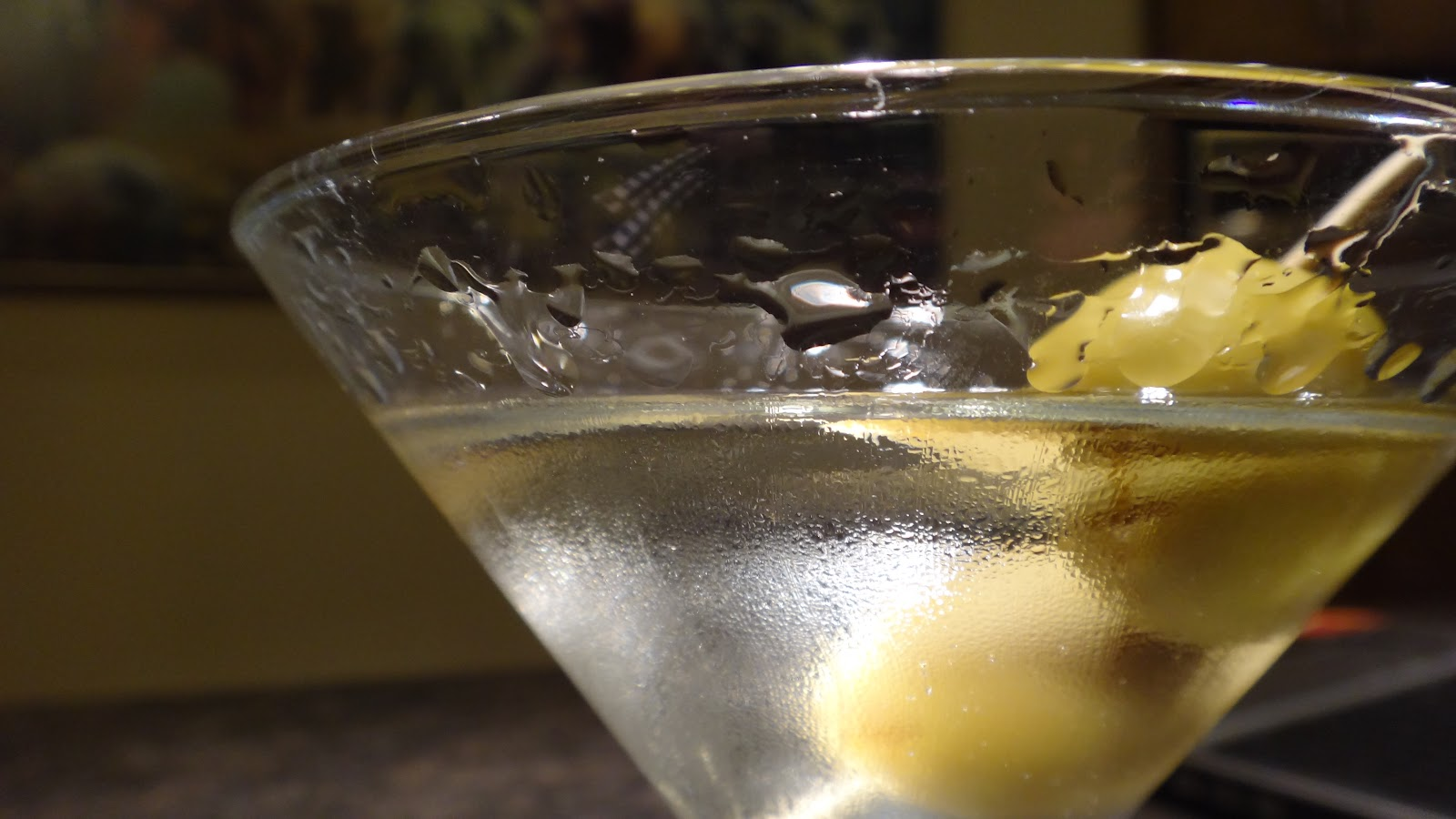 want to cook that: The Perfect Vodka Martini