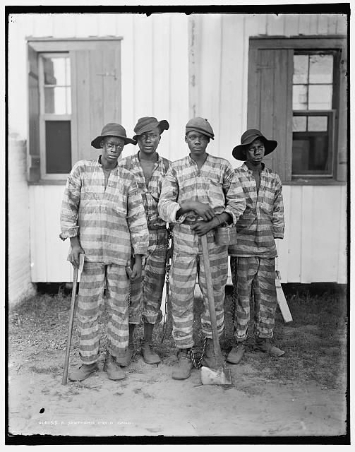chain gangs and convict labor in the united states With images of the black chain gang in the american  mill and a convict-labor one on a visit to the united states,  convict labor in the.
