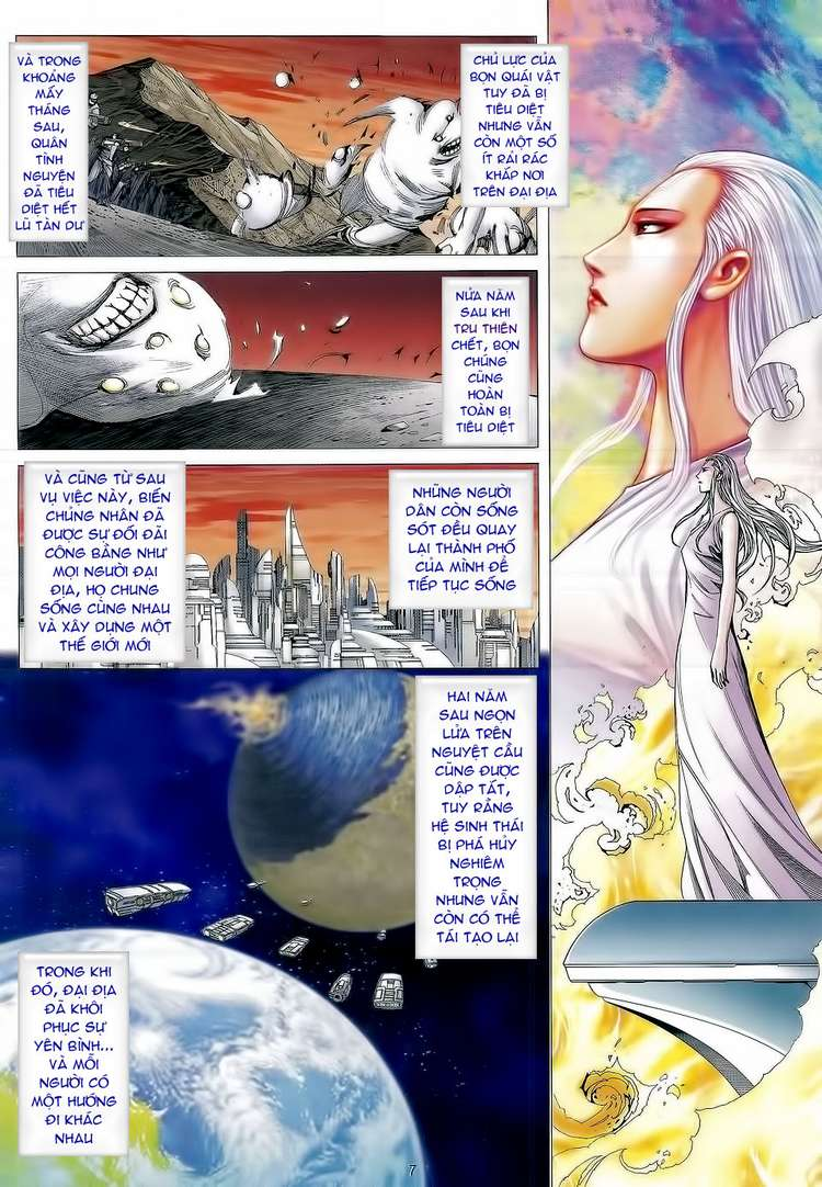 Võ Thần Phượng Hoàng chap 138 - Trang 7