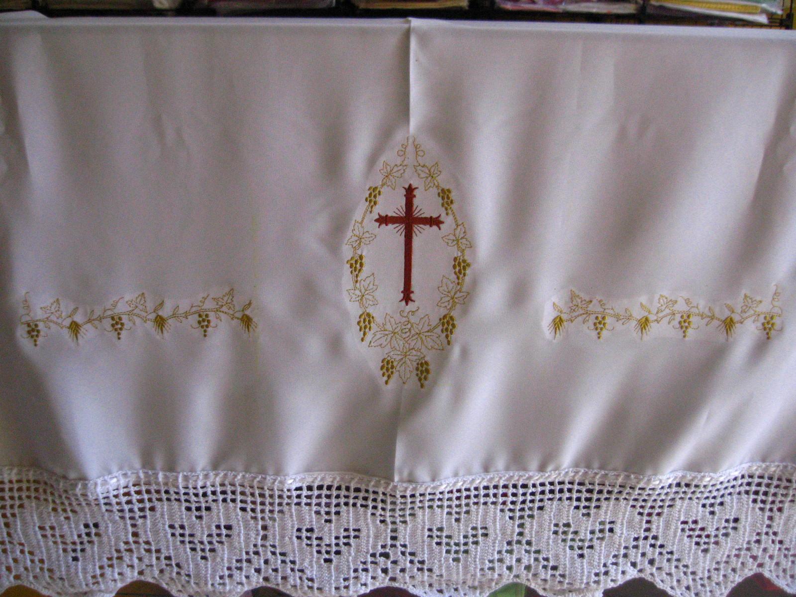 Toalha Para Altar