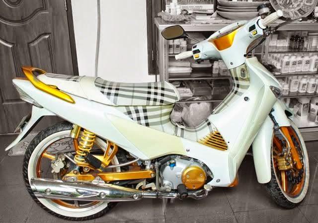Gambar Modifikasi Honda Kharisma