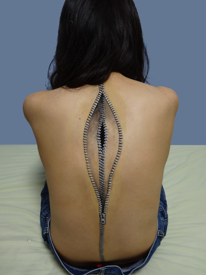 Chooo-san. Body Art