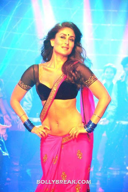Kareena Kapoor Black bikini Blouse - (3) - Kareena Kapoor Halkat Jawani Stills - Photo Gallery Heroine Movie
