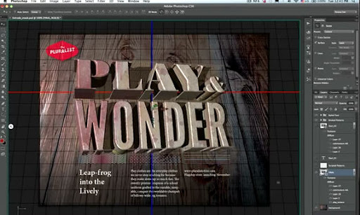 Adobe Photoshop CS6 neak Peek video #7