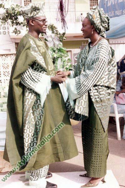 Black Is Beautiful Yoruba Male Attire Proud Black
