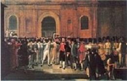 REVOLUCIÓN DEL 19 DE ABRIL DE 1810