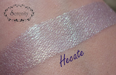 Black Rose Minerals Hecate Swatch