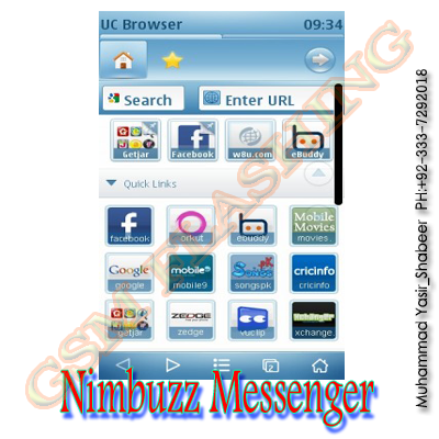 Download UC Browser UC Browser for X86 Phones 11.4.5.1005