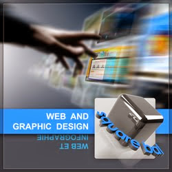 Squarebal Web and Graphic Design