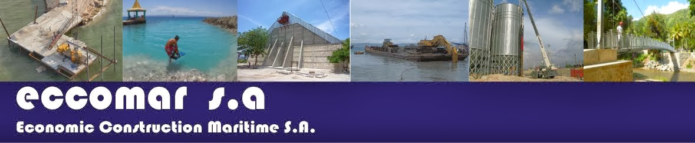 Construction Maritime - Eccomar S.A.