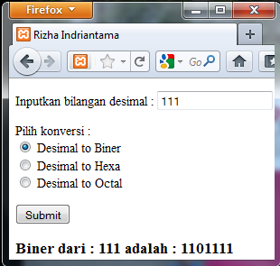 konversi decimal ke binary options