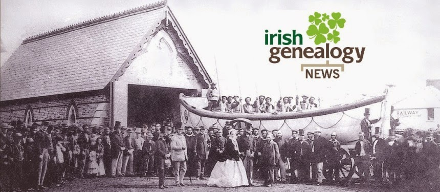 Irish Genealogy News