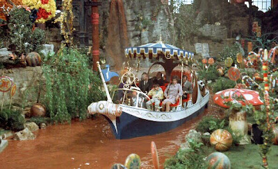 Un mundo de fantasía (Willy Wonka y la fábrica de chocolate), Gene Wilder, Mel Stuart, Roald Dahl