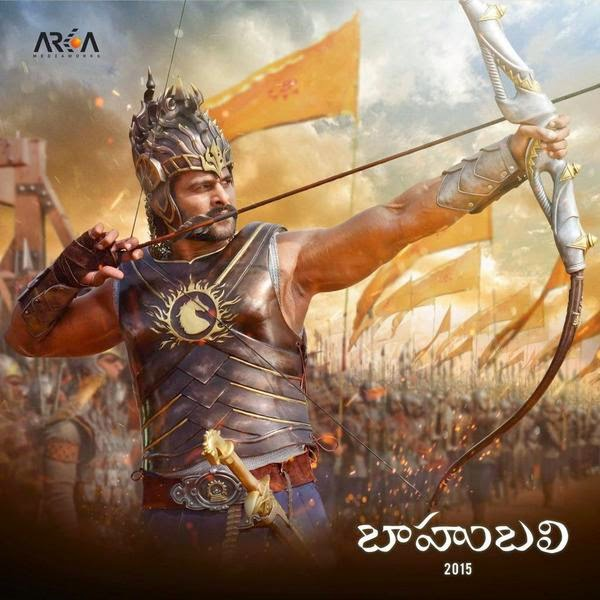 Prabhas Birth Day Special - New Image Of Baahubali Released