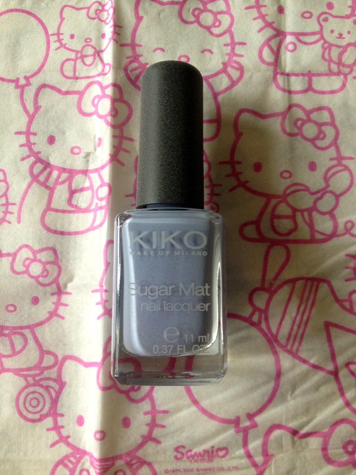 Y tu c mo te vas a pintar las u as hoy comprita en kiko - Pintaunas kiko efecto espejo ...
