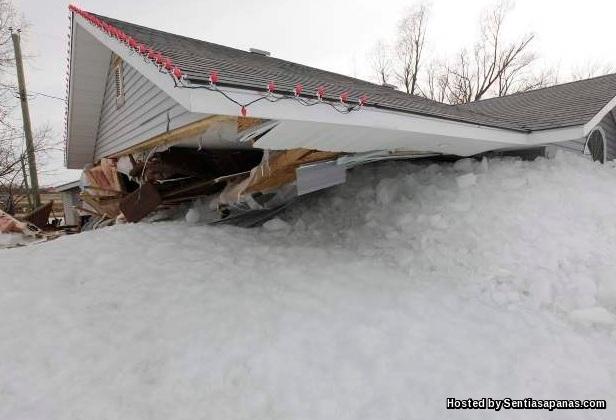 Ice Shove, Mille Lacs, Minnesota [5]